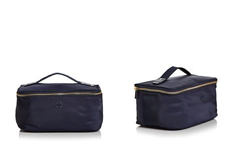 Tory Burch Tilda Medium Nylon Travel Cosmetics Box Case - Bloomingdale's_2