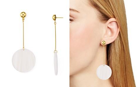 AQUA Circle Drop Earrings - 100% Exclusive - Bloomingdale's_2