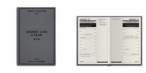 Easy Tiger Sounds Like a Plan 2019 Daily Planner - Bloomingdale's_2