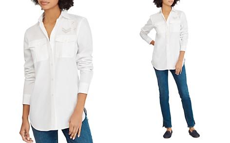 Lauren Ralph Lauren Patch-Detail Shirt - Bloomingdale's_2
