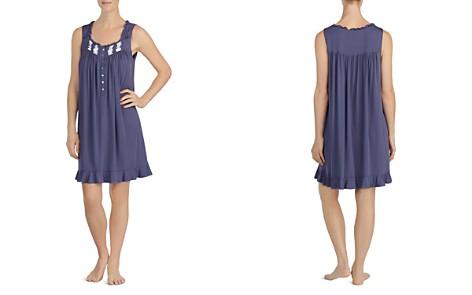 Eileen West Short Sleeveless Nightgown - Bloomingdale's_2