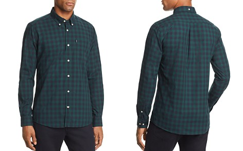 Barbour Endsleigh Gingham-Print Tailored Fit Button-Down Shirt - Bloomingdale's_2