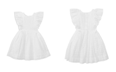 Polo Ralph Lauren Girls' Ruffled Cotton Dress - Little Kid - Bloomingdale's_2