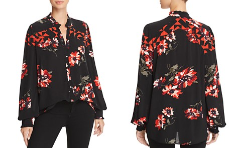 Joie Romia Floral Blouse - Bloomingdale's_2