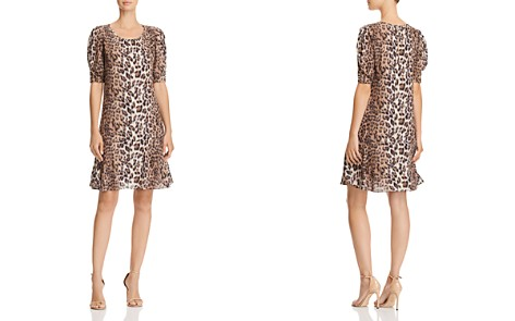 Joie Angeni Leopard Print Dress - 100% Exclusive - Bloomingdale's_2