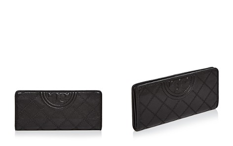 Tory Burch Fleming Slim Leather Wallet - Bloomingdale's_2