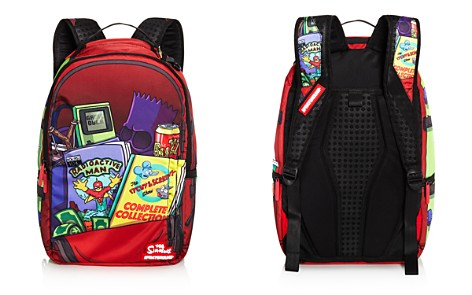 Sprayground Bart Simpson Backpack - 100% Exclusive - Bloomingdale's_2
