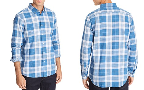 Michael Kors Classic Aleck Plaid Slim Fit Button-Down Shirt - 100% Exclusive - Bloomingdale's_2
