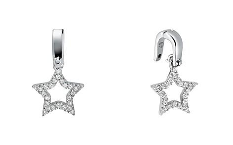 Michael Kors Custom Kors Pavé Sterling Silver Star Charm - Bloomingdale's_2