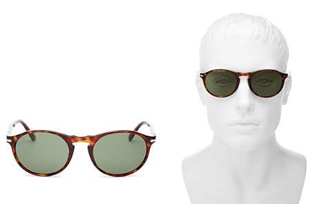 Persol Men's Round Sunglasses, 54mm - Bloomingdale's_2