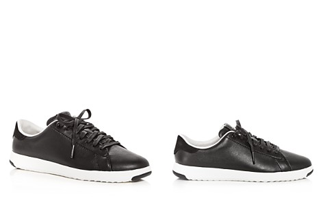 Cole Haan Women's GrandSport Leather Lace Up Sneakers - Bloomingdale's_2