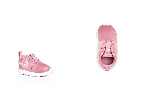 Nike Girls' Roshe One Satin Slip-On Sneakers - Walker, Toddler - Bloomingdale's_2