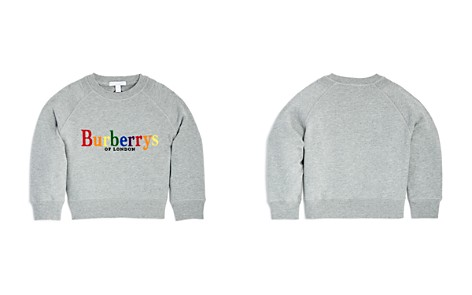Burberry Girls' Elin Logo Sweatshirt - Little Kid, Big Kid - Bloomingdale's_2