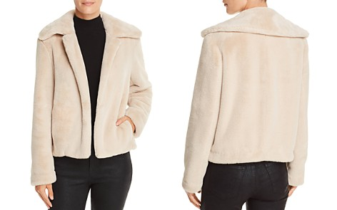 Theory Luxe Faux-Fur Jacket - Bloomingdale's_2