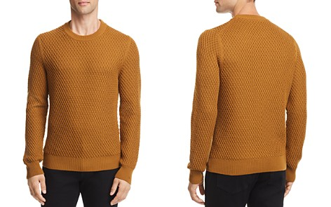 SANDRO Electric Crewneck Sweater - 100% Exclusive - Bloomingdale's_2