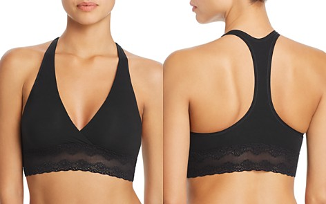 Natori Bliss Perfection Unlined Racerback Bralette - Bloomingdale's_2