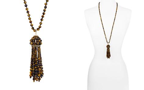 "Kendra Scott Sylvia Stone Tassel Pendant Necklace, 32"" - Bloomingdale's_2"