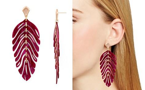 Kendra Scott Lotus Drop Earrings - Bloomingdale's_2