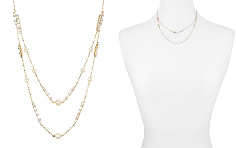 "Nadri Josephine Layered Cultured Freshwater Pearl Necklace, 16"" - Bloomingdale's_2"