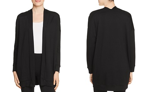 Capote Open-Front Long Cardigan - Bloomingdale's_2