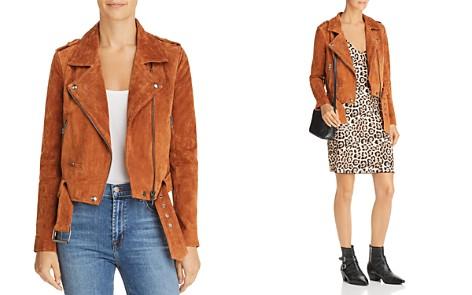 BLANKNYC Suede Moto Jacket - Bloomingdale's_2