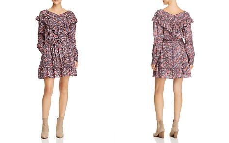 La Vie Rebecca Taylor Ruffled Floral-Print Dress - Bloomingdale's_2