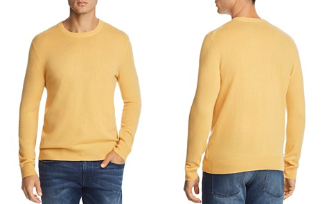 The Men's Store at Bloomingdale's Cashmere Crewneck Sweater _2
