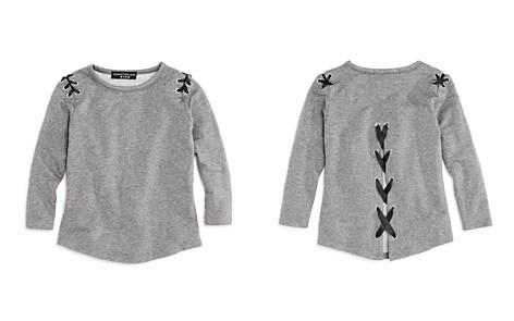 Generation Love Girls' Ruby Lace-Up Sweatshirt - Little Kid, Big Kid - Bloomingdale's_2