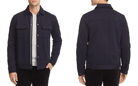 Ted Baker Dantee Twill Shirt Jacket - 100% Exclusive - Bloomingdale's_2