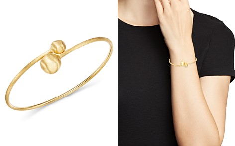 Marco Bicego 18K Yellow Gold Africa Double Boule Bangle - Bloomingdale's_2