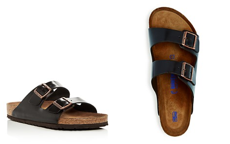 Birkenstock Men's Arizona Leather Slide Sandals - Bloomingdale's_2