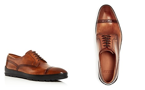 Bally Men's Reigan Leather Brogue Cap Toe Oxfords - Bloomingdale's_2