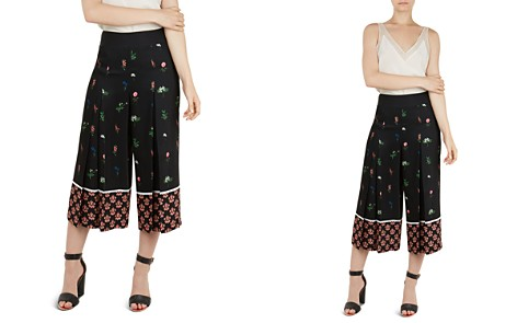 Ted Baker Kaytii Florence Floral Culottes - Bloomingdale's_2