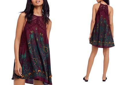 Free People Shea Printed Mini Dress - Bloomingdale's_2