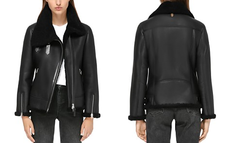 Mackage Minna Shearling Jacket - Bloomingdale's_2