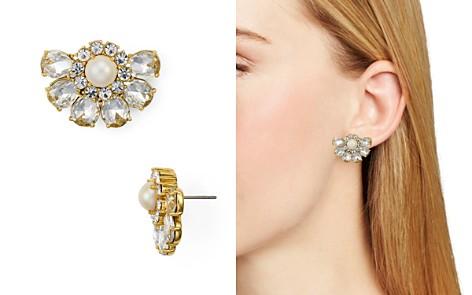 kate spade new york Cluster Stud Earrings - Bloomingdale's_2