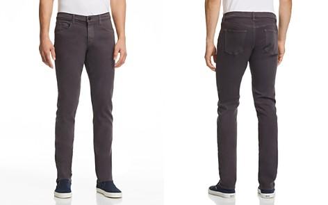 J Brand Tyler Slim Fit Jeans in Asphalt - Bloomingdale's_2