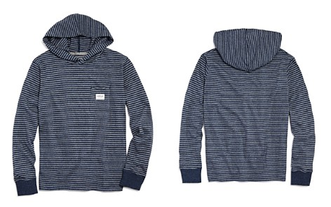Quiksilver Boys' Striped Shirt with Hood - Big Kid - Bloomingdale's_2