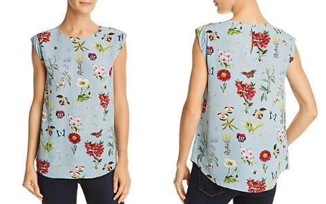 Joie Kelda Floral-Print Top - Bloomingdale's_2