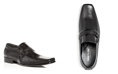 Kenneth Cole Men's Magic-ly Leather Square Toe Loafers - Bloomingdale's_2