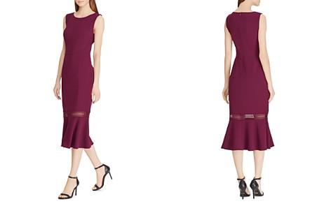 Lauren Ralph Lauren Crepe Flounce Dress - Bloomingdale's_2