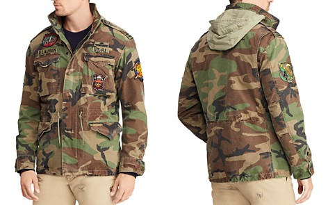 Polo Ralph Lauren Camouflage-Print Field Jacket - Bloomingdale's_2