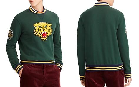 Polo Ralph Lauren Wildcat-Patch Fleece Sweatshirt - Bloomingdale's_2