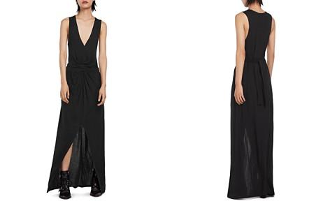 ALLSAINTS Elke Vi Tie-Waist Maxi Dress - Bloomingdale's_2