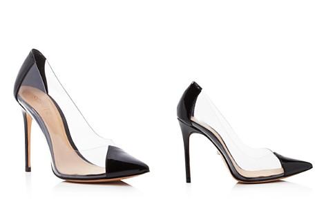 SCHUTZ Women's Cendi Patent Leather High-Heel Pumps - Bloomingdale's_2