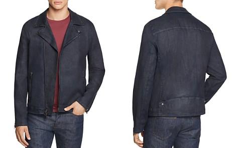 John Varvatos Collection Denim Moto Jacket - Bloomingdale's_2