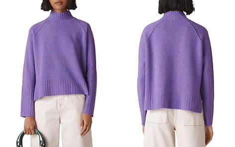Whistles Funnel Neck Merino Wool Sweater - Bloomingdale's_2