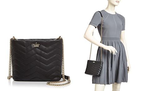 kate spade new york Reese Park Ellery Small Leather Shoulder Bag - Bloomingdale's_2