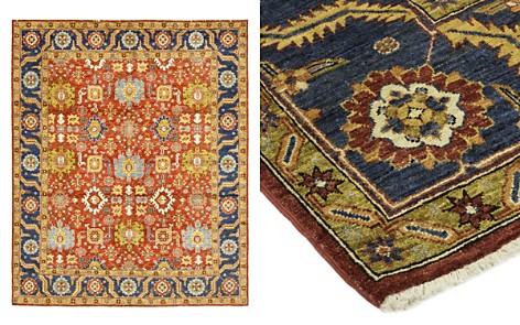 """Solo Rugs Serapi Peshawar Hand-Knotted Area Rug, 8' 3"""" x 9' 10"""" - Bloomingdale's_2"""