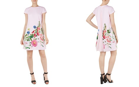 Ted Baker Gemmma Florence Floral Print Swing Dress - Bloomingdale's_2